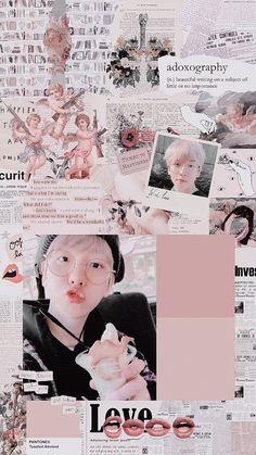 Dark Wallpaper Iphone, Soft Wallpaper, Wallpaper Pictures, Cartoon Wallpaper, Sehun, Park Chanyeol, Wallpapers Kpop, Exo For Life, Aesthetic Korea