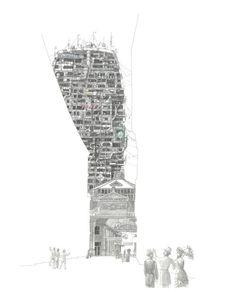 Atomik Architecture's re-imagining of the city for Article...