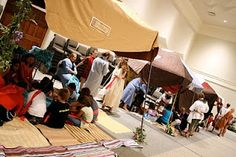 Heritage VBS: Scenes from the Marketplace: Toy Shop and Embalmer's Workshop