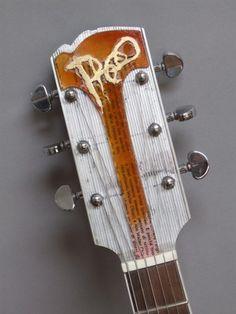Pheo Guitars / Artist's Model