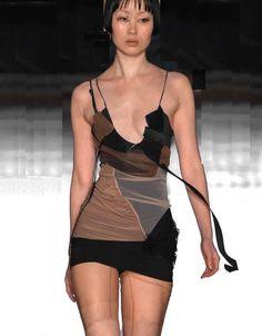 Fashion Week, 90s Fashion, Runway Fashion, High Fashion, Fashion Show, Fashion Outfits, Womens Fashion, Fashion Design, Haute Couture Style