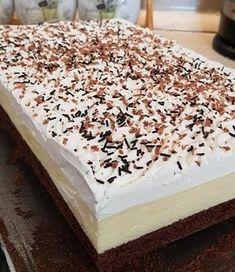 Hungarian Desserts, Hungarian Cake, Hungarian Recipes, Crazy Cakes, Sweet Recipes, Cake Recipes, Dessert Recipes, Quick Recipes, Food Network Recipes