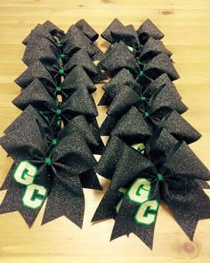 Order your team bows from The Ribbon Store!! Gilbert, az 480-844-8005