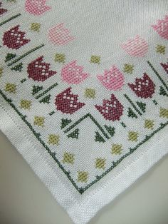 Vintage Swedish Great embroidered by AnnChristinsVintage on Etsy