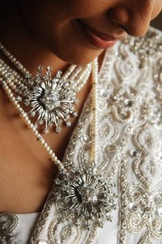 Couture Kandyan bridal jewellery | by HIMA WHITLEY