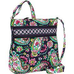 Vera Bradley Triple Zip Hipster Cross Body Bag: $38.50 - $79.99