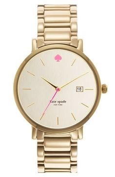 kate spade pink spade. Just ordered this watch! Can't wait! !