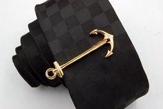 Anchor Tie Clip (Tie Bar)