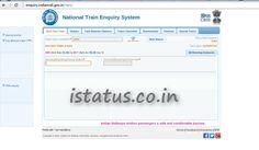 Check Online Train running current status