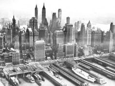 1930s new york city