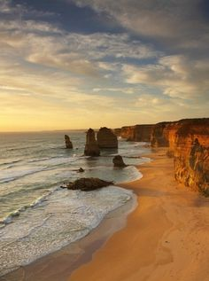 The 12 Apostles, Australia ~ Best travel places in the world.                                       |  Conde Nast