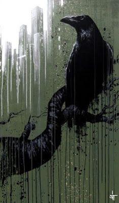 El Cuervo: Un aspecto del Mago || Canalización. | Aquarian Tarot