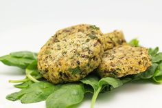 Hovkonditorn: Lentil and Vegetable Patties