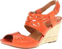 Clarks Women's Kyna Smart Wedge Sandal,Orange,8 M US Clarks,http://www.amazon.com/dp/B008M2R1Y6/ref=cm_sw_r_pi_dp_8.exrb42F3BF4D90