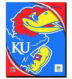 University of Kansas Team Logo Canvas Framed Over With 2 Inches Stretcher Bars-Ready To Hang- Awesome & Beautiful-Must For A Championship Team Fan! All Teams Logo Canvas Available-Please Go Through Description & Mention In Gift Message If Need A different Team-Choose Size Option! (16 x 20 inches stretched University of Kansas Team Logo Canvas) Art and More, Davenport, IA http://www.amazon.com/dp/B00N7N6OTI/ref=cm_sw_r_pi_dp_OR0xub0JBEGP5