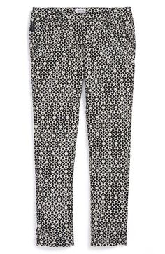 Armani Junior Stretch Pants (Big Girls) available at #Nordstrom