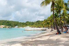 Plage de la Caravelle - Guadeloupe