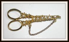 vintage shears