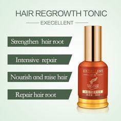 Hair Growth Treatment Oil Anti Hair Loss Essence Natural Healthy Hair Treatment Fast Thick Hair for Woman Hair Care Products - fsjyfy04