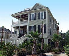 Plan 60077rc Taste Of Charleston House Plans