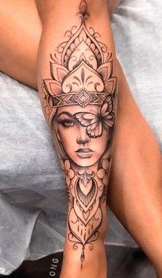 Hand Tattoos For Girls, Hand Tattoos For Women, Sleeve Tattoos For Women, Dope Tattoos, Pretty Tattoos, Body Art Tattoos, Girl Tattoos, Tattoo Bein Frau, Feminine Tattoo Sleeves
