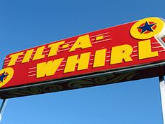 Herbert Sellner of Faribault, Minnesota invented the Tilt-A-Whirl in 1926. He built the first fourteen rides in his basement and yard. A year later, in 1927, he opened Sellner Manufacturing and the Tilt-A-Whirl made its debut at the Minnesota State Fair. (History By Zim)