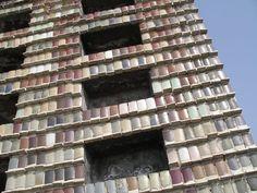 Ceramic House, Jinhua, China 2003.