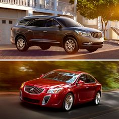 Whether he's carrying a car full of kids, or taking his wife out for a night on the town, there's definitely a #Buick #ForDad. Is your dad the spacious and luxurious Enclave dad or the sporty and exciting Regal GS dad?