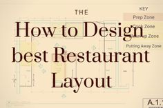 Restaurant layout is the most important thing you need to analize before investing any money in to your future space in mind. Bamboo Restaurant, Outdoor Restaurant Design, Restaurant Floor Plan, Restaurant Layout, Restaurant Owner, Restaurant Kitchen, Restaurant Interior Design, Indian Interior Design