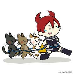 【ネコ派必見】猫にまつわる中国史の逸話!古代漢民族は無類の猫好きだった?