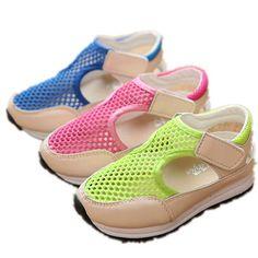 Sandalias de verano casual para niños