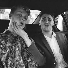 Xavier Dolan & Antoine-Olivier Pilon