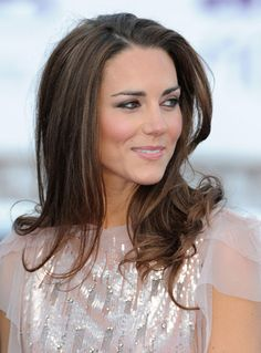 Kate Middleton Pink Jenny Packham Gown ARK Gala 2011