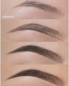 25 Step-by-Step Eyebrows Tutorials to Perfect Your Look 25 Step-by-Step Eyebrows Tutorials to Perfect Your Look ausformung bemalung maquillaje makeup shaping maquillage Eyebrow Makeup Tips, Skin Makeup, Makeup Hacks, Beauty Makeup, Makeup Eyebrows, Eyebrow Pencil, Draw On Eyebrows, Best Eyebrow Brush, Makeup Style
