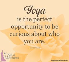 Yoga is the perfect opportunity to be curious about who you are. Yoga Quotes, Lyric Quotes, Prenatal Yoga, Yoga Routine, Inspirational Quotes, Motivational Quotes, Yoga Fitness, How To Stay Healthy, Quotes To Live By