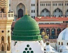 34 Best Kubah Hijau Images Beautiful Mosques Islamic