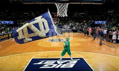 Notre Dame Basketball.