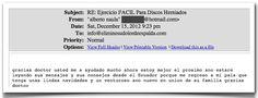 Testimonio 84 - Elimine Su Dolor de Espalda    http://www.ElimineSuDolorDeEspalda.com/blog