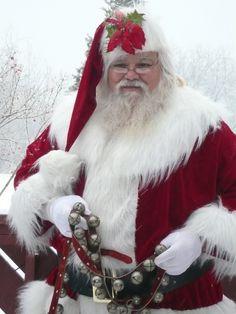 The Real Santa Claus  - Michigan Santa Christmas Helpers ...