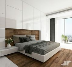 14 Trendy Bedroom Design and Decor Ideas for Your Next Makeover - The Trending House Fitted Bedroom Furniture, Fitted Bedrooms, Modern Bedroom Design, Master Bedroom Design, Contemporary Bedroom, Bedroom Layouts, Bedroom Sets, Home Decor Bedroom, Modern Master Bedroom