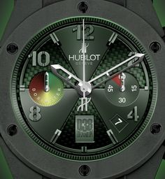 Hublot Big Bang Atomic D-38 Watch Proves Your Manliness With Radioactive Uranium