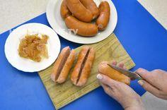 Nejoblíbenější kompot? Utopenci! Máme recept na ty nejlepší – Hobbymanie.tv Hot Dogs, Tv, Ethnic Recipes, Food, Television Set, Essen, Meals, Yemek, Eten