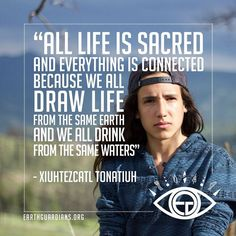 Everything Is Connected, We Are All Connected, Save Mother Earth, Native American Wisdom, About Climate Change, Quotes For Students, Together We Can, Save The Planet