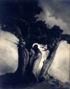 Anne Brigman - Heart of the Storm, 1918