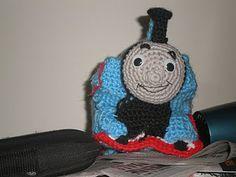 1500 Free Amigurumi Patterns: Thomas the Tank Engine
