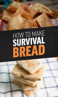 5 ways - Here's The Deal With The Survival Bread That's All Over Pinterest