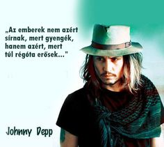 Best Famous Motivational Quotes Said by Johnny Depp. Thank you Johnny Depp. As if I didn't have enough reasons to love you already. Famous Motivational Quotes, Famous Quotes, Great Quotes, Quotes To Live By, Me Quotes, Funny Quotes, Inspirational Quotes, Quotes From Famous People, Inspire Quotes
