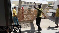 Warehouse Moving! #PAPAMOVERS