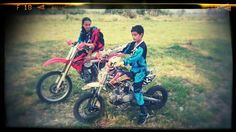 Mom and Son. Biking, Adventure Time, Offroad, Sons, Bicycle, Motorcycle, Vehicles, Photos, Bike