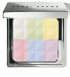 Bye Bye Dull Winter Skin: Light up your face with Bobbi Brown Brightening Finishing Powder (212 872 2681). The delicate, all-over face powder illuminates in an instant and gives skin a radiant veil of glow.